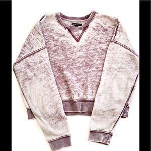 Kendall & Kylie acid wash  sweater